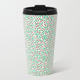 Christmas Sprinkles Travel Mug