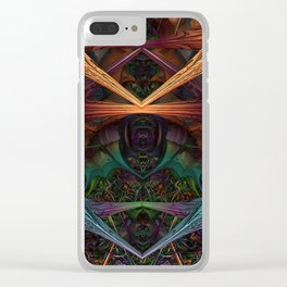 Xeno 3 Clear iPhone Case