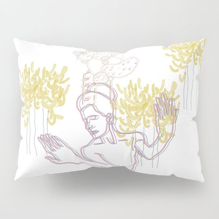 Africana Pillow Sham