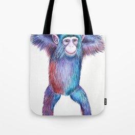 Eric the Chimp Tote Bag
