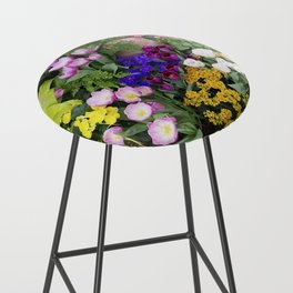 Floral Spectacular - Spring Flower Show Bar Stool