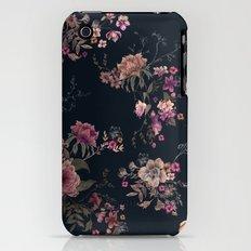 Japanese Boho Floral Slim Case iPhone (3g, 3gs)