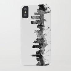 Denver Colorado Skyline Slim Case iPhone X