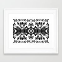 cosmic Framed Art Prints featuring Cosmic by GBret
