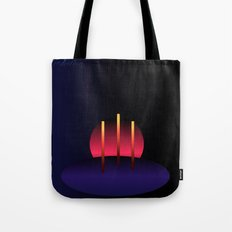 Sunset in Kyoto Tote Bag