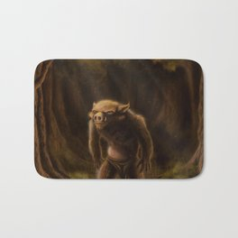 Pequenino & the Father Trees Bath Mat