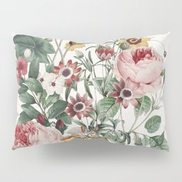 Romantic Garden Pillow Sham