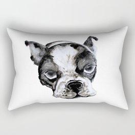 American Gentleman Rectangular Pillow