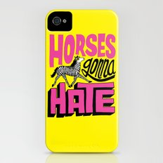 Horses Gonna Hate Slim Case iPhone (4, 4s)