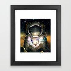 Astronaut Framed Art Print