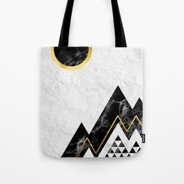 Black Mountains Tote Bag