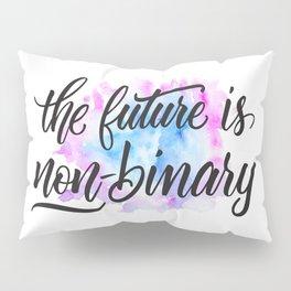 Nonbinary Future Pillow Sham
