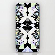 Graphic Zebra  iPhone & iPod Skin