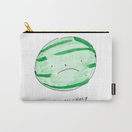 Meloncholy Carry-All Pouch