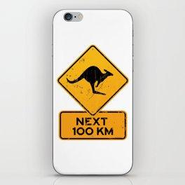 Australia iPhone Skin