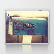 2 0 5 0 2 { you've got mail series} Laptop & iPad Skin