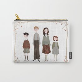 The Pevensies Carry-All Pouch