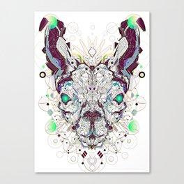 electro lam Canvas Print