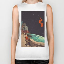 Hopes And Dreams Biker Tank