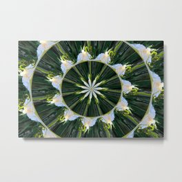 Bouquet for you :) Metal Print