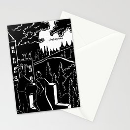 Quests For Adventure Stationery Cards