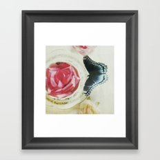 tea for one Framed Art Print