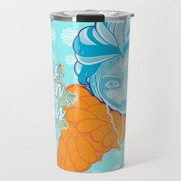 Elsa's Frozen Treats Travel Mug