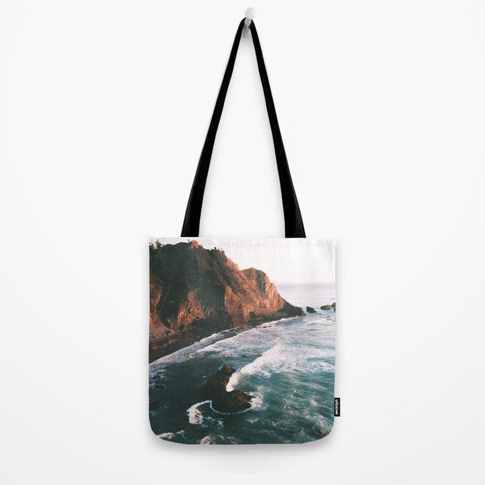 Oregon Coast V Tote Bag