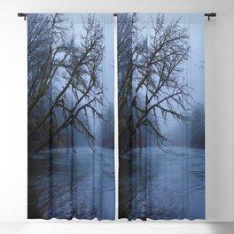 Foggy River Blackout Curtain