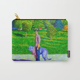Portrait of Phil and Daniel Carry-All Pouch