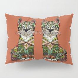 pixiebob kitten sienna Pillow Sham