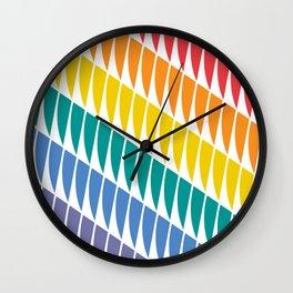 los padres primary Wall Clock