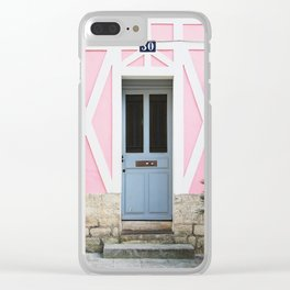 19. Rue Crémieux, Paris Clear iPhone Case