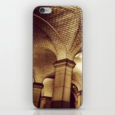 Downtown Subway Station, NYC iPhone & iPod Skin