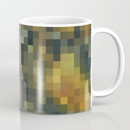 ROCK AND WATER MOSAIC Coffee Mug
