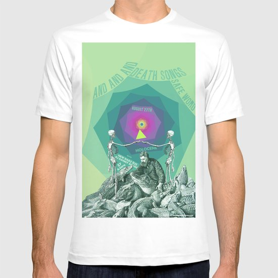 CROCODILE FANTASY PORTAL T-shirt