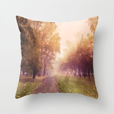 (It's) just a way home... Throw Pillow