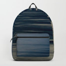 Beautiful Calm Coastal Waters Backpack