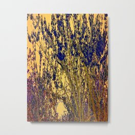 Nature Abstract - Art Metal Print