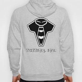 Tutting, Inc. logo Hoody