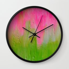 Watermelon Sunrise Wall Clock