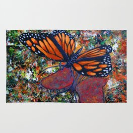 Butterfly-7 Rug