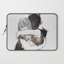 I would keep you forever (GOLD). Laptop Sleeve