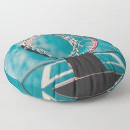 basketball hoop 6 Floor Pillow