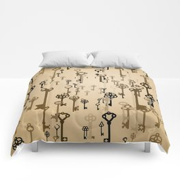 Earth Keys Comforters
