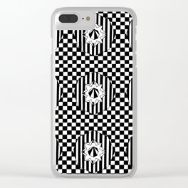 Check mate Clear iPhone Case