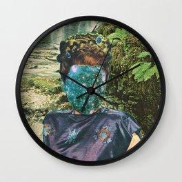La Reina del Silencio Wall Clock