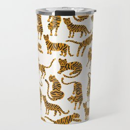 Tiger Collection – Orange Palette Travel Mug
