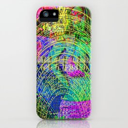 Plan of Universal Causes iPhone Case