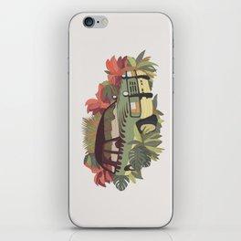 Jurassic Car iPhone Skin